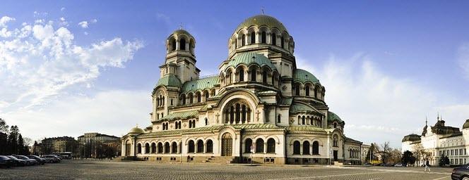 Alexander Nevsky - Alexander Nevsky katedralen
